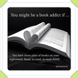 You might be a book addict if ... #11