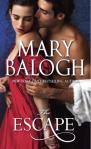 Mary Balogh The Escape