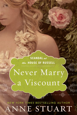 Never Marry a Viscount by Anne Stuart