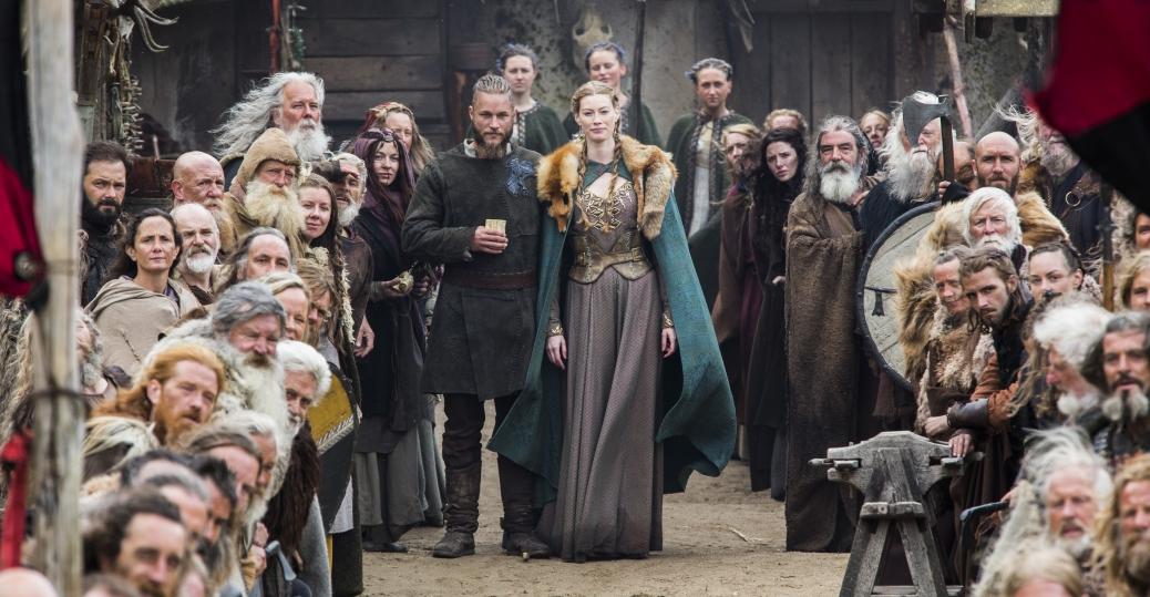 Vikings Staffel 5 Cast
