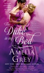 Amelia Gray Duke in my bed