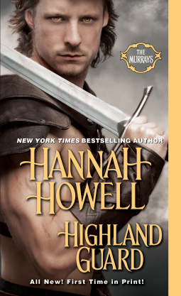 hannah howell highland guard historical scottish romance