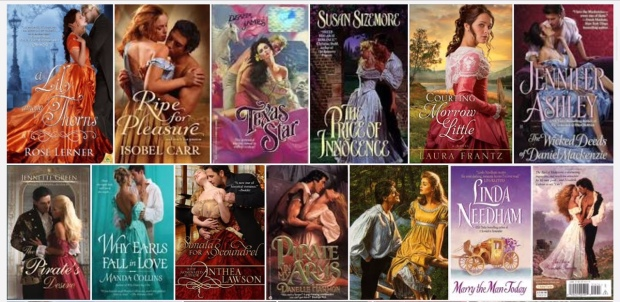 Historical Romance Search