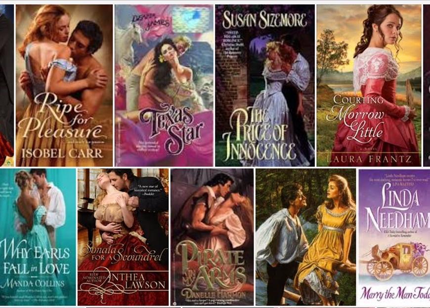 Historical Romance Search