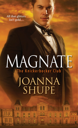 magnate by Joanna Shupe