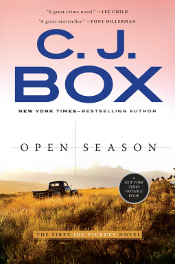 Open Season by CJ Box
