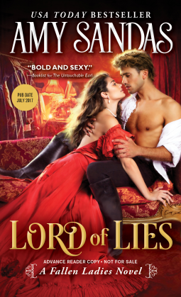 Lord of Lies Amy Sands