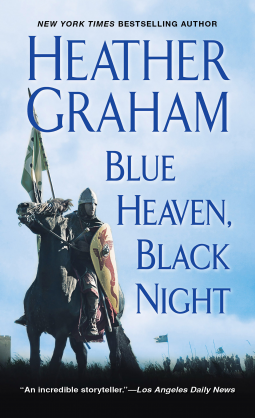 blue heaven black night heather graham